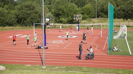 Sostinės sporto iniciatyvoms savivaldybė skyrė 0,7 mln. eurų: aktyviausi – futbolininkai