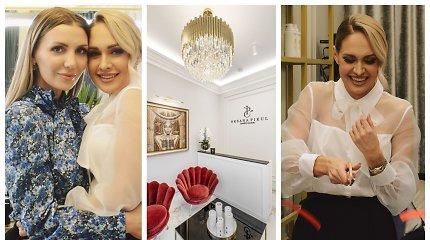 Naują verslą pradėjusi Oksana Pikul: apie 100 tūkst. eurų investiciją ir darbuotojų atlyginimą