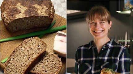 """""""Bulvių košės"""" receptas: senovinė duona su lašinukais"""