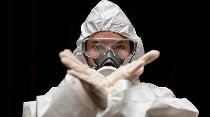 """Kongo DR Ebolos viruso aukų skaičius padidėjo iki 4, žmonės """"priešinasi"""" ligos stabdymui"""