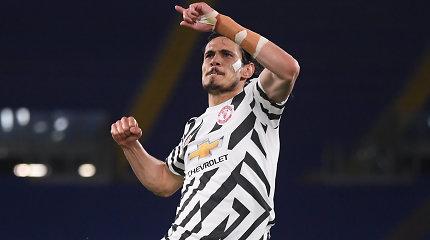 """Angliško Europos lygos finalo nebus: į Gdanską keliauja """"Man Utd"""" ir """"Villarreal"""""""