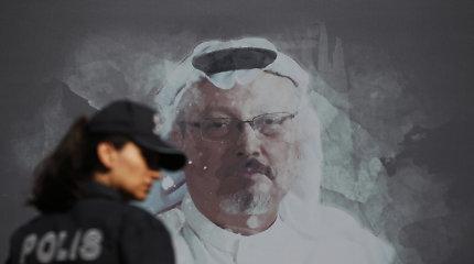 Saudo Arabijos teismas skyrė 8 asmenims kalėjimo bausmes J.Khashoggi nužudymo byloje