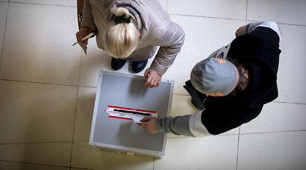 VRK skelbia oficialiai registruotų kandidatų į Kelmės ir Trakų rajonų merus duomenis