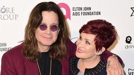Sharon Osbourne atleido neištikimam Ozzy Osbourne'ui – skyrybos atšauktos