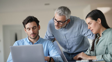 Įstaigų vadovų kompetencijas pirmą kartą vertina jų pavaldiniai, kolegos iš kitų įstaigų