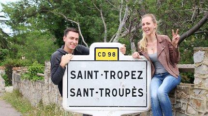 Keliautojui daina apie Sen Tropezą paliko geresnį įspūdį nei pats kurortas