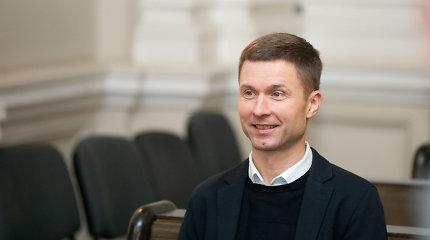 """""""MG Baltic"""" byla: """"Mitnijos"""" direktoriui Juliui Gendviliui teko prisiminti skirtą paramą"""