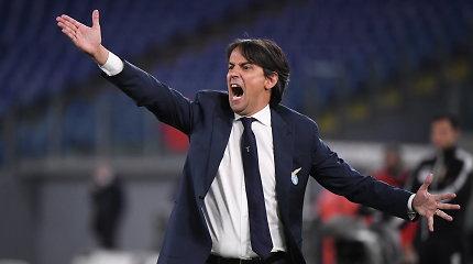"""Milano """"Inter"""" turi naują trenerį"""