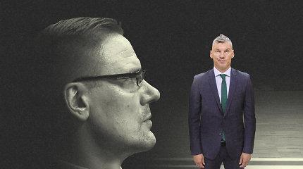 """Roberto Javtoko akimis – paini Kauno """"Žalgirio"""" dėlionė ir nuojauta dėl Šaro"""