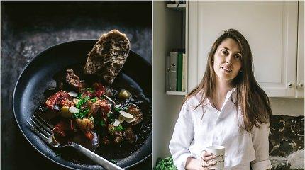 """""""Duonos ir žaidimų"""" receptas: sicilietiškas baklažanų troškinys """"caponata"""""""