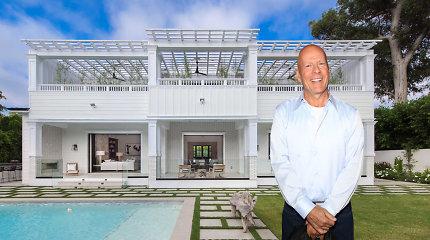 Bruce'as Willisas kraustosi į Los Andželą: naujas jo būstas privers pavarvinti seilę