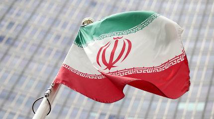 Europos galingosios valstybės ragina Iraną bendradarbiauti su TATENA