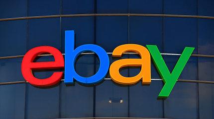 """""""EBay"""" planuoja parduoti savo verslą Pietų Korėjoje už 3,1 mlrd. JAV dolerių"""