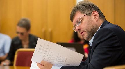 Pataisos, naudingos europarlamentarui V.Uspaskichui, nepraėjo parlamento filtro