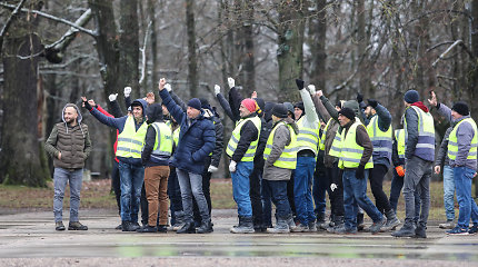 Kauno stadioną remontavę turkai liko skolingi dviem dešimtims Lietuvos įmonių
