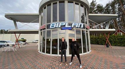 """Biplan"" Paluknio aerodrome"