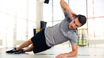 Tyrimas parodė, kad galima sudeginti dvigubai daugiau riebalų: sportuoti prieš pusryčius ar po jų?