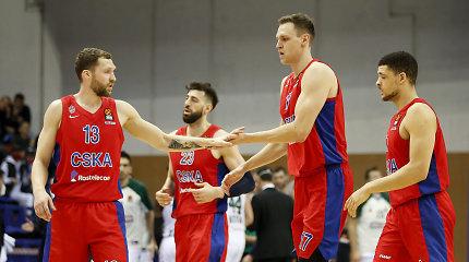 Sensacija Žemutiniame Naugarde – CSKA atsidūrė ant prarajos krašto