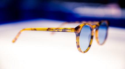 Vilniuje duris atvėrė pirmoji lietuvių dizaino akinių studija
