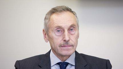 Tiesa ar melas? A.Sekmokas: nėra jokių kliūčių elektrai iš Astravo atominės tekėti į Lietuvą