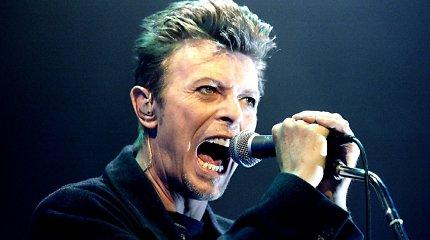 """""""Depeche Mode"""" išskirtinai pažymėjo Davido Bowie dainos 40-metį"""