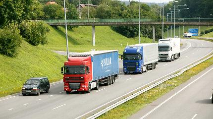Vežėjai spaudžia didinti užsienio vairuotojų kvotą, prognozuoja verslų perkėlimą
