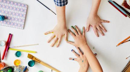 Autistiškų vaikų ugdymas: meno integracija veikia