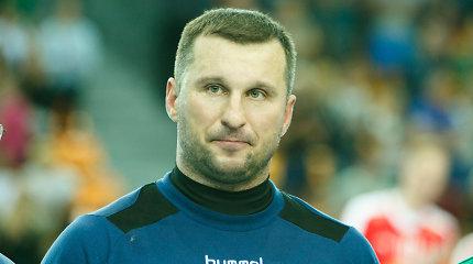 EHF vyrų taurėje toliau kovos du lietuviai