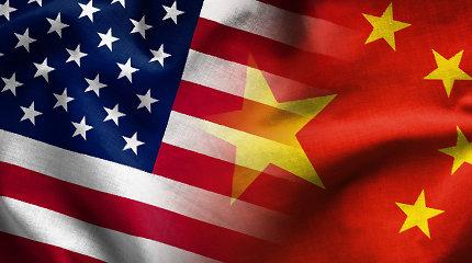 """""""NY Times"""": Kinijai Joe Bidenas dar blogiau už Donaldą Trumpą"""