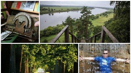 Bene įdomiausia kelionė Lietuvoje: nuo Šilutės iki Smalininkų