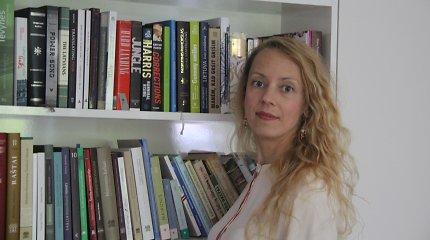 """Vertėja Laura Laurušaitė: """"Vidinis latviškumas irgi apraizgęs mano kasdienybę kaip neregimas tinklas"""""""