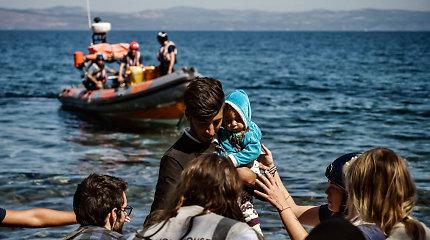 ES ministrai Maltoje tarsis dėl naujos migrantų perskirstymo sistemos