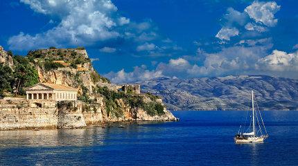 Kerinti Korfu sala