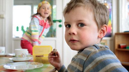 """Dietologė apie vaikų mitybą: """"Susidaro įspūdis, kad maitinimo organizavimu užsiima darželių direktoriai"""""""