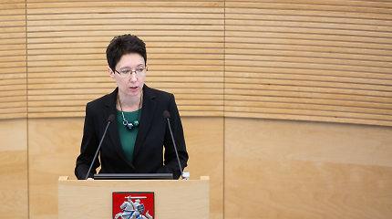Seimas iš naujo svarstys prezidento vetuotą Civilinio turto konfiskavimo įstatymą