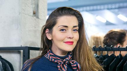 """Eglė Skrolytė džiaugiasi gimusi Vasario 16-ąją: """"Laisva diena, pakeltos vėliavos ir šventinė nuotaika"""""""