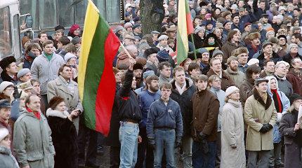 Istorikas A.Jakubčionis: Lietuva vis tiek būtų tapusi laisva, Sovietų Sąjunga griuvo iš vidaus