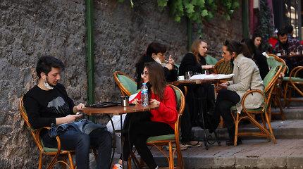 Pabėgimas nuo karantino į Stambulą – kaip viskas atrodo?