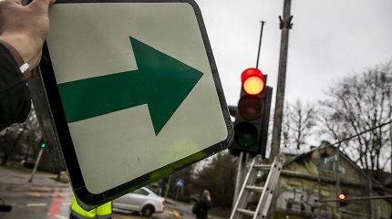 Kas ir kaip sprendžia, kurios lentelės su žaliomis rodyklėmis sugrįš?
