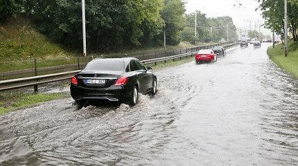 Vilniaus vairuotojų laukia išbandymai: ruoškitės eismo sunkumams T.Narbuto gatvėje