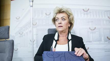 VSD apie I.Rozovą pateikė daugybę informacijos – ji sekta daug metų