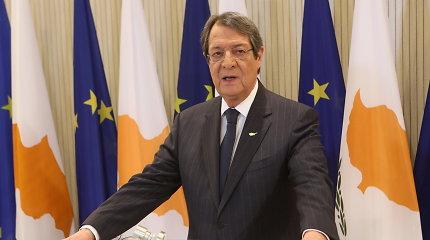"""Kipras po """"auksinių pasų"""" skandalo imsis kovos su kyšininkavimu reformų"""