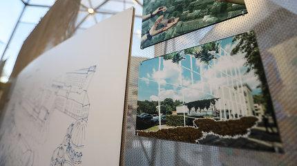 Kauno eksperimentai: nuo metropolių įkvėptų vizijų iki oro teisių mediniams namams