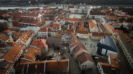 Kaunas už 3 mln. eurų ruošiasi rekonstruoti pagrindinę senamiesčio Vilniaus gatvę