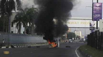 Lagose padegta su Nigerijos valdžios pareigūnu siejama televizijos stotis