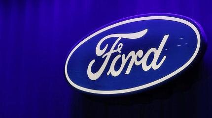 """""""Ford"""" investuos 1,5 mlrd. JAV dolerių į gamyklas Mičigane, sukurs 3 000 naujų darbo vietų"""