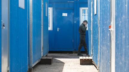 VST vadas: migrantų stovykloje Rukloje pasigesta 21 užsieniečio