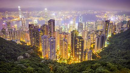 Virusas grasina nuo pjedestalo nukelti brangiausius pasaulio miestus