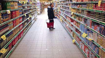 Tęsiant dvejopos kokybės tyrimą tiriami penki maisto produktai