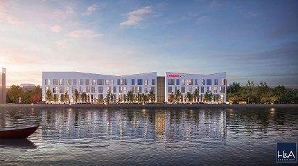 """""""Hanner"""" investuoja 60 mln. Eur į """"Hilton"""" viešbučio statybą Venecijoje"""